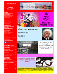 Front Page TBCC eBulletin 94 26June14