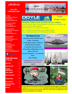 TBCC eBulletin 106 11Dec14