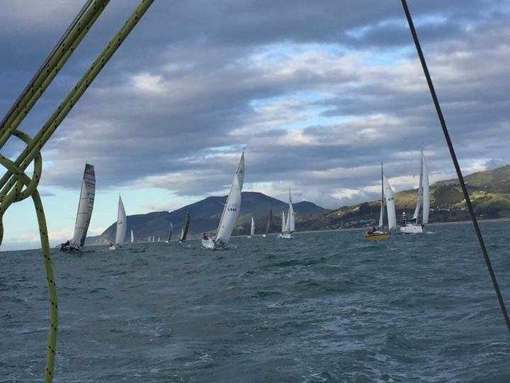 2nd race of the Lawson Dry Hills spring series saw 27 finishing boats on the water- winners are  div 1-hurricane ,  div 2-fourth dimension  div 3- Te Tui,  congratulations to those boats and thank you to all the others that were out on the water last night .