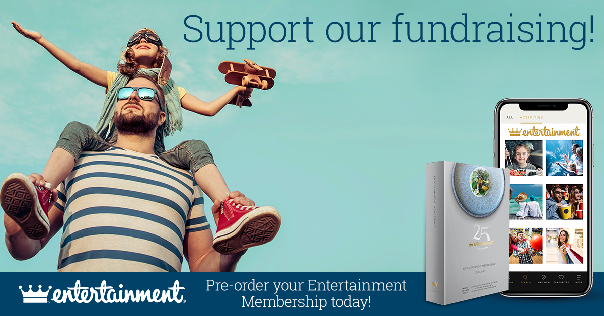 Support us by joining Entertainment