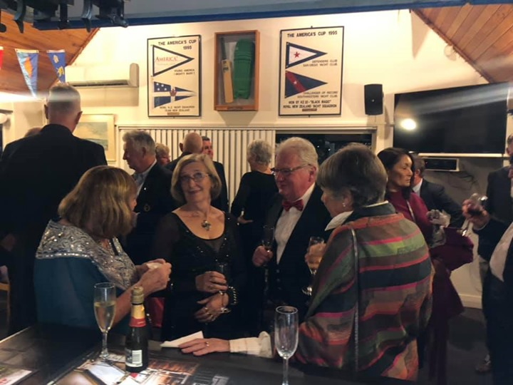 A lovely evening had by all , thank you Gary Hoogvliet for your entertaining talk, thank you Jayne Evans and Sue white for pulling this together with the assurance of your team.